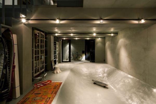 Modern ev tasarımları